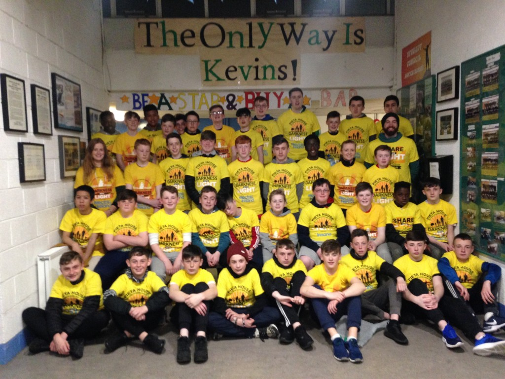 Darkness into Light 2016